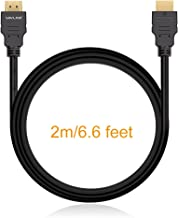 Wavlink HDMI2.0 Cable HDMI to HDMI Cable Video Cables Gold Plated Male hdmi Splitter 4K 2160p 3D 18Gbps Ethernet Audio 2m HDTV