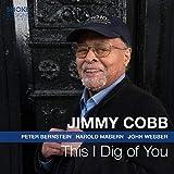 ジミー・コブ / ジス・アイ・ディグ・オブ・ユー (Jimmy Cobb / This I Dig of You) [CD] [Import] [日本語帯・解説付]