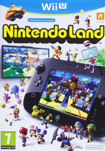 Jogo Nintendo Land Wii U