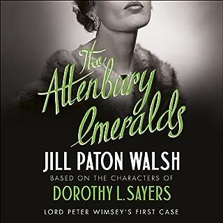 The Attenbury Emeralds cover art