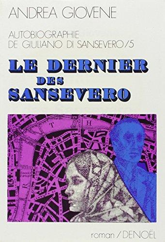 DERNIER DES SANSEV (Tome 5) (FONDS ANCI L G)