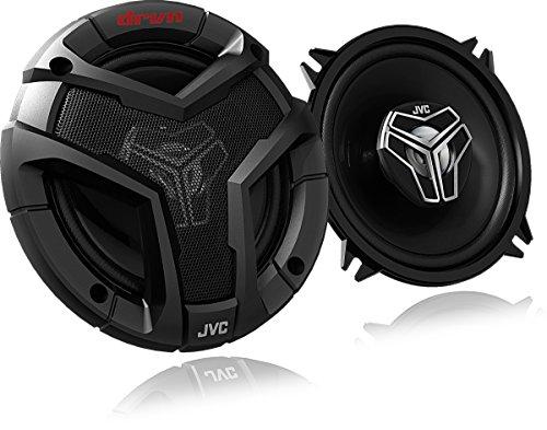 JVC CS-V528 - Altavoces coaxiales para coche, negro
