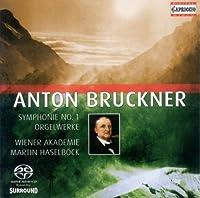 Symphony 1 by ANTON BRUCKNER (2005-01-01)