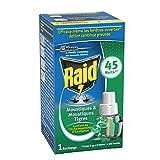 Raid Electrique Liquide Recharge 45 Nuits Eucalyptus Fenetres Ouvertes Insecticides Ménagers