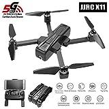 JJRC 5G WiFi FPV Pliable Drone, avec GPS Full HD 2K caméra vidéo Enregistrement Altitude Attente Piste Flight iOS Android App Control RC