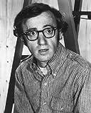 Woody Allen portrait 1970's with glasses...