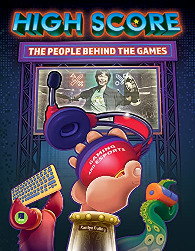 High Score: The Players and People Behind the Games