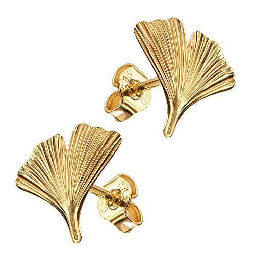 JEVELION Unisex 14 k (585) oro amarillo 14 quilates (585)