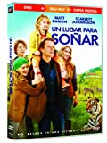 Un Lugar Para Soñar (DVD+BD+Copia) [Import Espagnol]