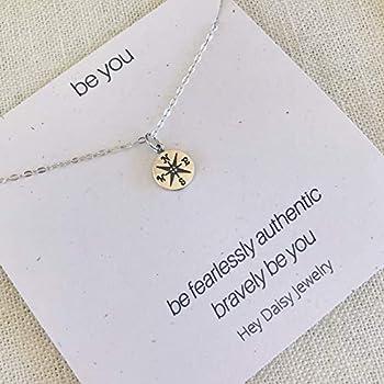 Best gold compass necklace Reviews