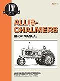 Allis Chalmers Shop Manual Models B C CA G RC WC WD + (I & T Shop Service)