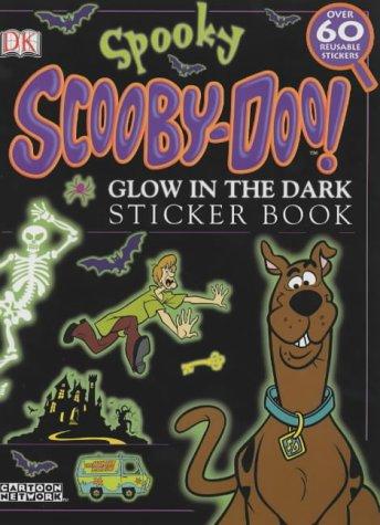 Spooky Scooby Doo Glow in the Dark Sticker Book