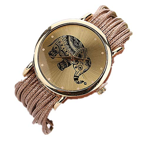 Scpink -   Mode Elephant Watch