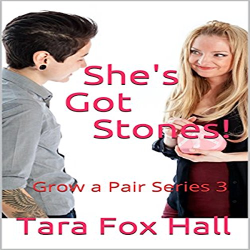 She's Got Stones! audiobook cover art