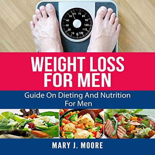 Weight Loss for Men audiobook cover art