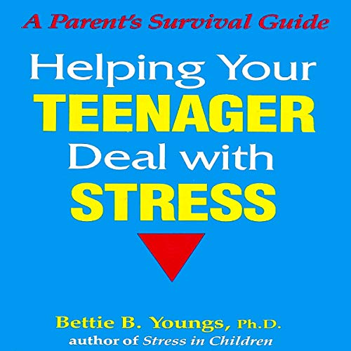 Helping Your Teenager Deal with Stress Titelbild
