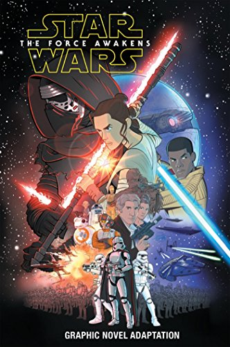 Star Wars: The Force Awakens Graphic Novel Adaptation (Star Wars Movie Adaptations)