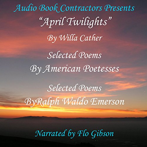 """April Twilights"" and More audiobook cover art"