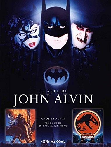 El arte de John Alvin (Independientes US...
