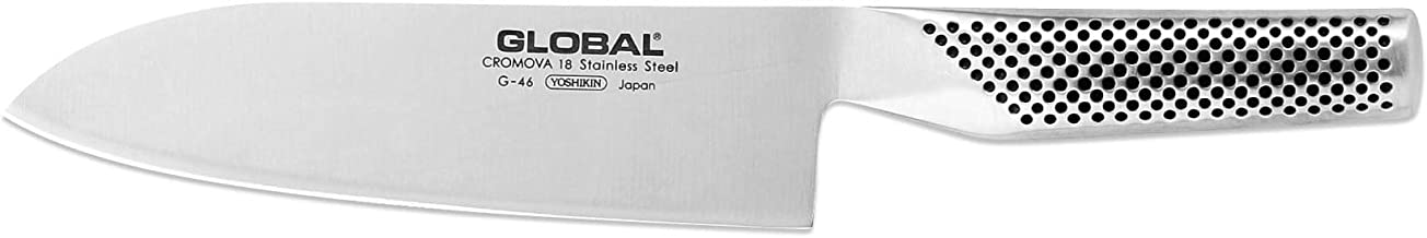 Global G-46-7 inch, 18cm Santoku Knife