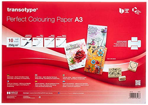 COPIC A3 Perfect Colouring Paper (10 Blatt)