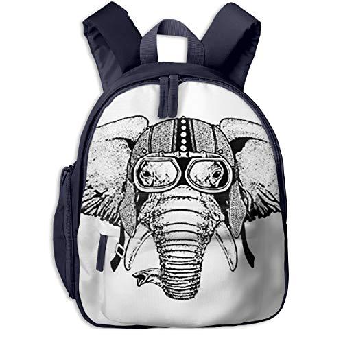 Kinderrucksack Kleinkind Jungen Mädchen Kindergartentasche Weihnachtsgeschichte Nacht Baby Backpack Schultasche Rucksack