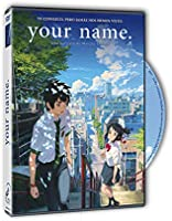 YOUR NAME [DVD]