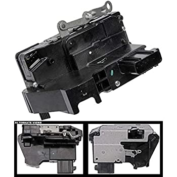 Amazon Com Dorman 937 641 Rear Passenger Side Door Lock Actuator Motor For Select Ford Mercury Models Automotive