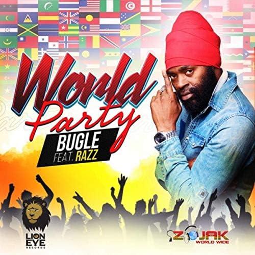 Bugle & DJ Sabz feat. Razz