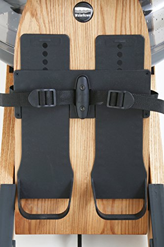 Waterrower Natural Rowing Machine, Ash Wood, 209 x 57 x 51 cm, 28 kg