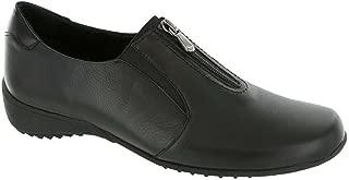 Womens Berkley Low Top Slip On Fashion Sneakers, Black, Size 7.5
