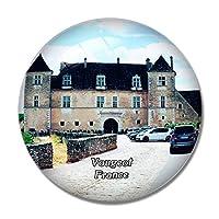 フランス Vougeot冷蔵庫マグネットホワイトボードマグネットオフィスキッチンデコレーション