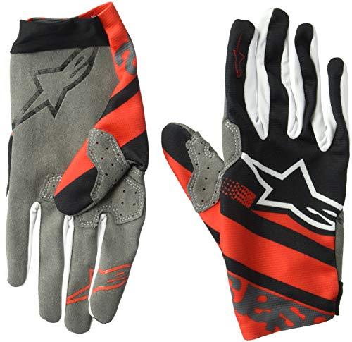 Alpinestars Racer Handschuh, Herren, rot/schwarz