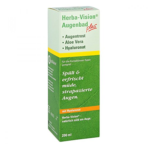 Herba-Vision Augenbad plus, 200 ml Augenbad