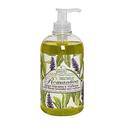 Nesti Dante Liquid Soap Lavender & Verbena, 1er Pack (1 x 500 ml)