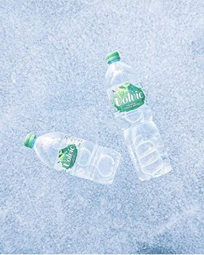 Volvic Natural Spring Water, 1.0- Liter Bottles (Pack of 12), 33.8 Fl Oz (Pack of 12)