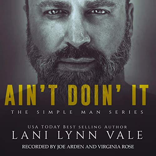 Ain't Doin' It cover art
