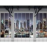 Papier peint intissé New York - Tapisserie Decoration Murale XXL Poster - Salon Appartement Photo d'art - 9187010b