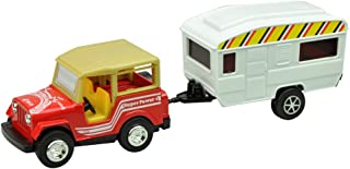 Prime Products 27-0010 RV Toys-SUV and Trailer