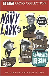 The Navy Lark, Volume 9 cover art