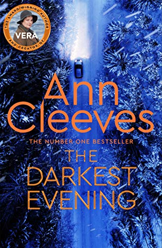 The Darkest Evening (Vera Stanhope) by [Ann Cleeves]