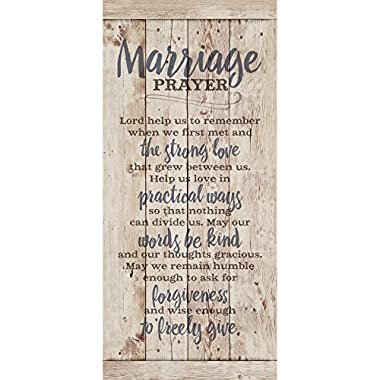 Marriage Prayer...New Horizons Wood Plaque by Dexsa