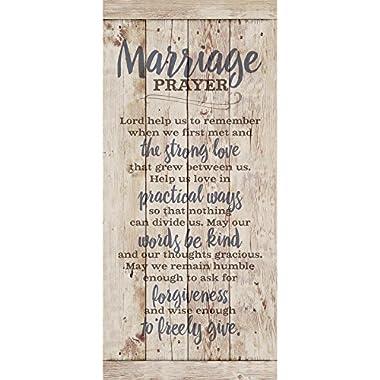 Marriage Prayer...New Horizons Wood Plaque by Dexsa