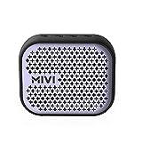 (Renewed) Mivi Roam 2 5 Watt Wireless Bluetooth Portable Speaker (Black)