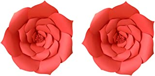 Best large red paper roses Reviews