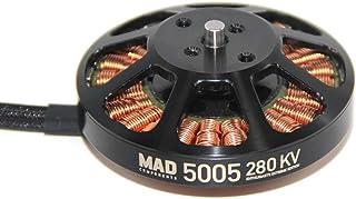 MAD COMPONENTS 5005 EEE V2.0 Black 350KV Drone brushless Motor for for Multirotor Quadcopter Hexrcopter RC DIY Hobby