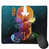 Avatar The Last Airbender Custom Mouse Pad Anime Mouse Mat Home Office Computer Gaming Mousepad 9.8x12x0.12inch
