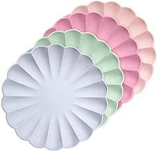 Meri Meri Multicolor Simply Eco Small Plates