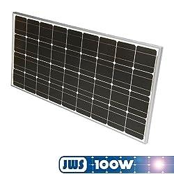100Watt 100W Solar Panel 12Volt MONOKRISTALLIN