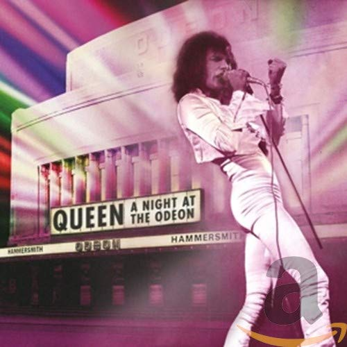 """A Night At The Odeon – Hammersmith 1975 (Limited Super Deluxe Edition) [CD+DVD+SD Blu-ray+12""""Single]"""